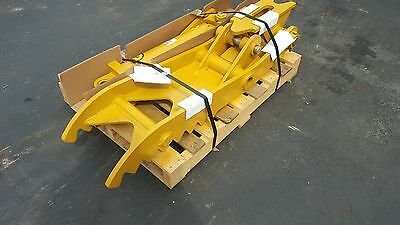 New 12 X 48 Heavy Duty Hydraulic Thumb For Caterpillar Excavators