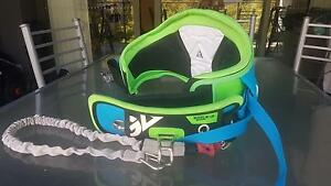 KITESIRFING: Brand new  harness Large,helmet and neoprene. Perth Perth City Area Preview
