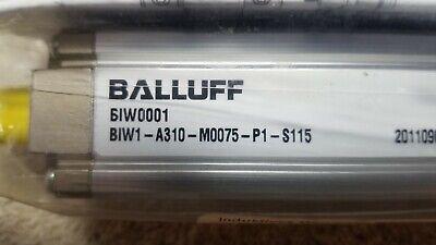 Biw0001 Balluff Inductive Linear Positioning Sensor