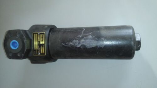 PARKER HYDRAULIC FILTER AND ELEMENT ASSY. .254A-NV50-FZ210 6000 PSI