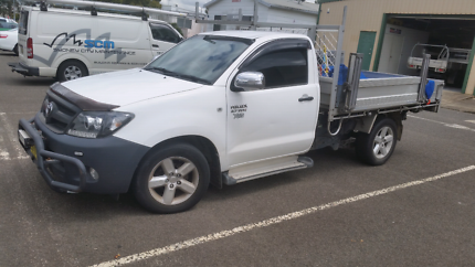 2007 Toyota hilux Georges Hall Bankstown Area Preview