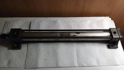 Smc Ch2ela40b-400a-d Hydraulic Cylinder 40mm Bore 1.57 400mm Stroke 15.7