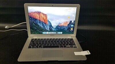 """Apple MacBook Air MC234LL/A Core 2 Duo 2.13 13"""" 2GB No HDD (Mid-2009)-qw9644"""