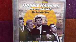 Ronnie Hawkins and the Hawks The Roulette Years 2CD Box Melbourne CBD Melbourne City Preview