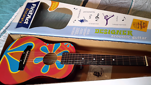guitar as new in abox Condell Park Bankstown Area Preview