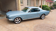 1966 ford Mustang v8 Bexley Rockdale Area Preview