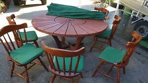Outdoor/Patio Table & Chairs Stoneville Mundaring Area Preview