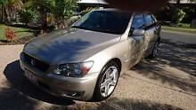 2005 Lexus IS200 Sedan Kewarra Beach Cairns City Preview