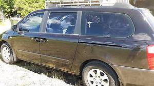 2008 Kia Grand Carnival Wagon Oakwood Inverell Area Preview