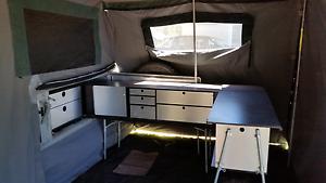 Redback Camper Mulbring Cessnock Area Preview