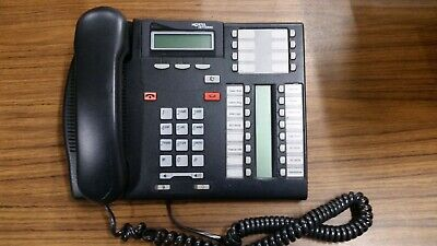 Nortel Networks Nt8b27aaba T7316 Business Phone Multi-linefunctions