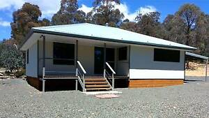 Arthurs Lake Brand New 3 Bedroom House at Wilburville Wilburville Central Highlands Preview