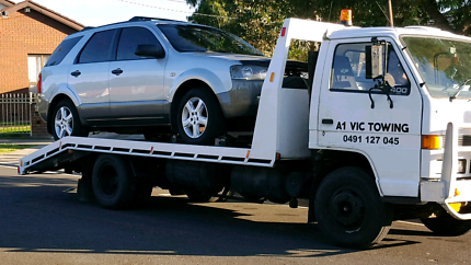 Cheap towing tow truck