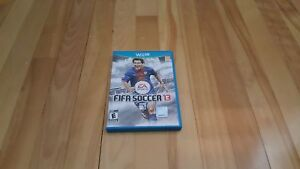 FIFA Soccer 13 for Wii U
