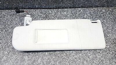 VW GOLF SPORT MK5 06-08 N/S PASSENGER LEFT SUN VISOR WITH LOOM 1K0857551N #N7D#5