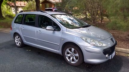 2006 Peugeot 307 Manual Wagon