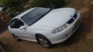 2002 Holden Commodore Sedan Cooma Cooma-Monaro Area Preview