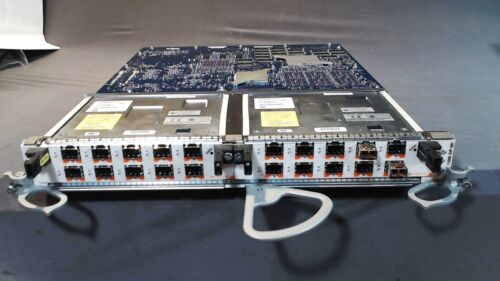 Cisco 12000-sip-601 With Two  Spa-10x1ge-v2