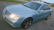 2004 Mercedes-Benz CLK240 C209 Avantgarde 5 Speed Automatic Coupe Perth Perth City Area Preview