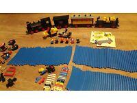 Lego 5 x Fenster 2x2 transparent klar 772p01 aus Set 182 137 164 727 Eisenbahn