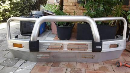 Toyota Hilux Bullbar 2006 - 2012