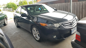 2009 Honda accord euro luxury