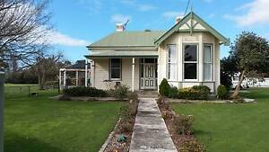 Rural living in town. Potentially 2 blocks for the price of one. Ulverstone Central Coast Preview