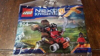 Lego Nexo Knights 30374 - The Lava Slinger Polybag - New!