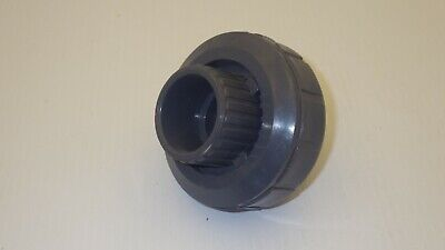 Nibco F1970 Pvc-i 1-14 Sch 80 Soc X Soc Union O Ring Fitting Nnb