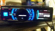 Alpine head Unit Munno Para West Playford Area Preview
