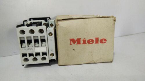 AEG LS11K.00 CONTACTOR MIELE 05716980 230V/50HZ/60HZ