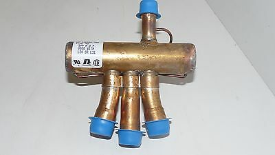 Ranco 5650-018 Heat Pump Reversing Valve Less Coil 58 X 12 For Bard Wpv24 New