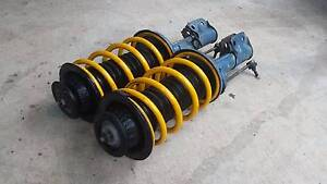 HOLDEN COMMODORE FRONT LOWERED SUSPENSION SHOCKS & SPRINGS STRUTS Kallangur Pine Rivers Area Preview