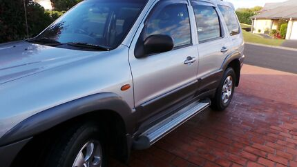 2002 Mazda Tribute Wagon Bolwarra Heights Maitland Area Preview