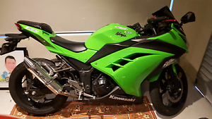 2013 Ninja 300 in perfect condition Morley Bayswater Area Preview