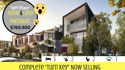 """Off The Plan"" Home&Land Package_Complete Turn Key *Altona North"