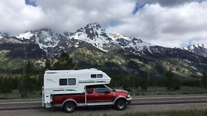 Northern lite camper and f250