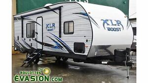 2019 XLR by Forest River 27QB CARGO