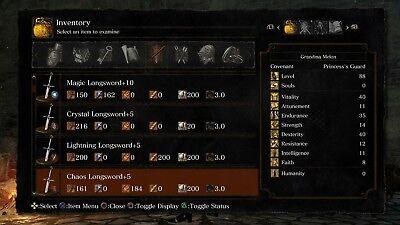 Dark Souls Remastered 2018 Ps4 Best Weapon Trophies Read Description