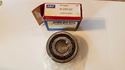 Nj2305ecp Skf New Cylindrical Roller Bearing