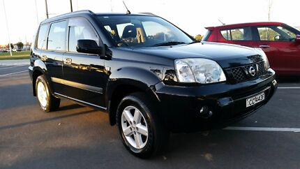 Nissan xtrail 2006 st-s dual fuel  Newton Campbelltown Area Preview