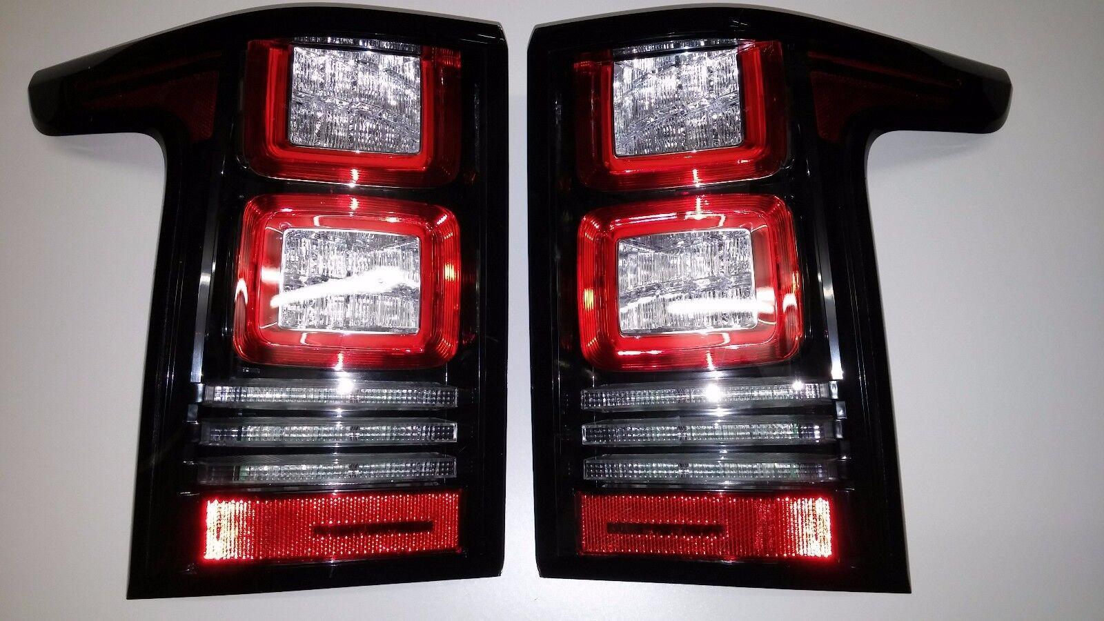 Range Rover L405 Rear Lamp Set 2013 On Lr061682 Lr061659