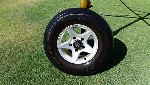 Landcruiser GXL Alloy Rims Spearwood Cockburn Area Preview
