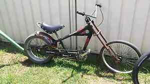 Dragster bikes (chopper style) x 2 Rutherford Maitland Area Preview