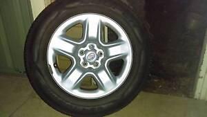 Toyota RAV4 - Set of 4 x 225x65xR17 - Immac. Cond Camden Camden Area Preview