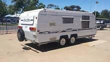 2002 Royal Flair Van Royce Poptop Caravan Renmark Renmark Paringa Preview