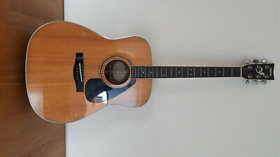 Yamaha FG-441S Acoustic Guitar - Right Hand