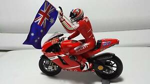 Minichamps Ducati Desmosedici GP7 Casey Stoner 2007 GP AUS (1/12) Wantirna Knox Area Preview