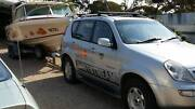 Car and boat package Dublin Mallala Area Preview