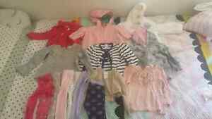 Girls size 1 winter clothes bundle Griffin Pine Rivers Area Preview